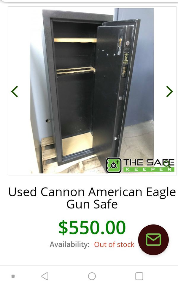 American Eagle Gun Safe for Sale in Chandler, AZ - OfferUp