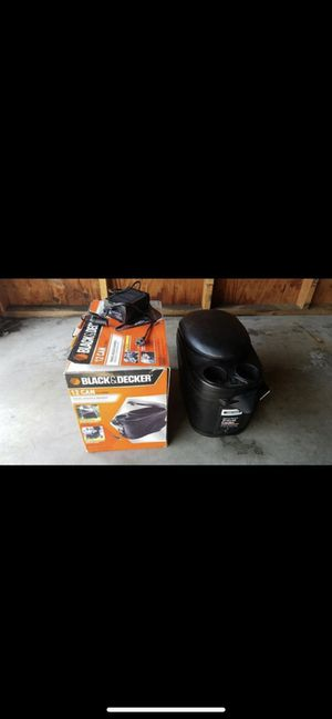 Black and Decker Electrical Cooler for Sale in Oceanside, CA