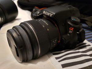 Camera sony alfa professional for Sale in Nashville, TN
