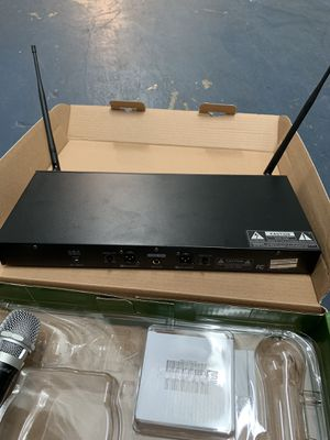 Gtd audio wireless microphone and receiver for Sale in Homestead, FL
