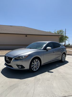 2014 Mazda Mazda3 Touring S CLEAN TITLE for Sale in Mesa, AZ