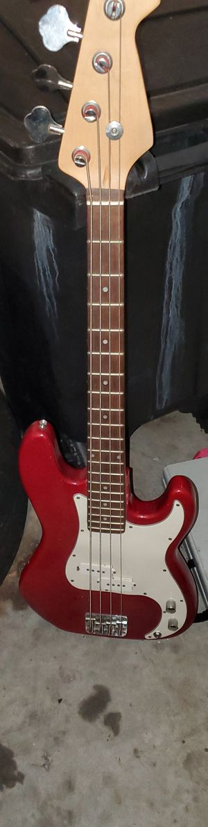 Bass Guitar for Sale in Houston, TX