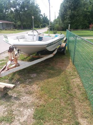 Bass boat for Sale in Columbus, OH