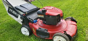 Lawn Mower- Toro Personal Pace w bag (serviced, new drive wheels) for Sale in Affton, MO