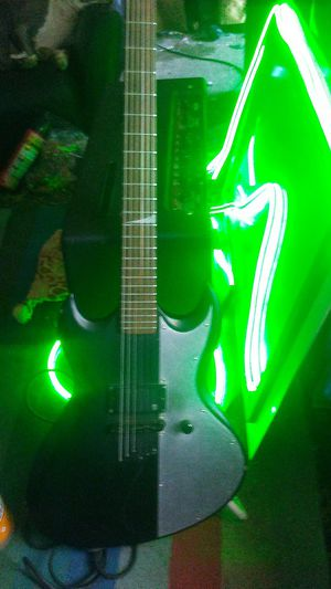 Peavey Tomb Guitar and line 6 Flextone amp for Sale in Santa Maria, CA