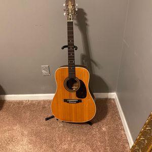 Acoustic Guitar for Sale in Loganville, GA