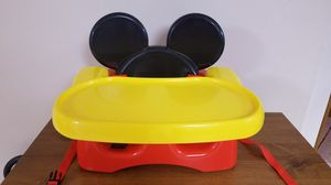 Disney Booster Seat/High Chair for Sale in Cleveland, OH