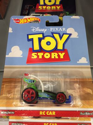 Hot wheels Toy Story RC Car for Sale in Arlington, TX