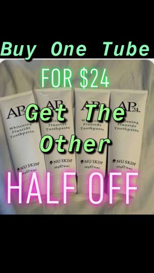BOGO 1/2 OFF‼️PROFESSIONAL WHITENING TOOTHPASTE for Sale in Tinton Falls, NJ