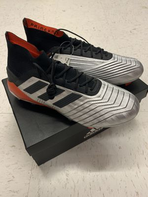 Predator 19.1 Soccer Cleats Adidas for Sale in Houston, TX