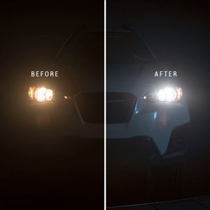 Car led headlights kit leds kits are super bright lights for Sale in Colton, CA