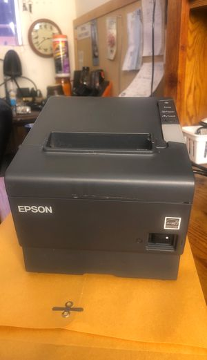 Epson receipt printer for Sale in Fort McDowell, AZ