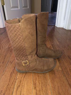 Girls boots size 1 for Sale in Walker, LA