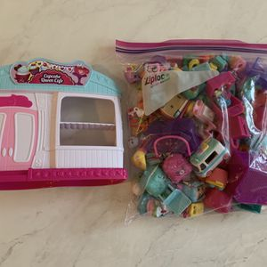 Shopkins And Cutie Cars for Sale in Bothell, WA
