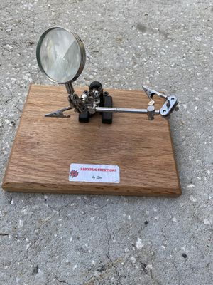 Small magnifying fishing lore tool. Please see our other items for sale under our profile thank you for Sale in Palm Harbor, FL