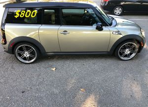 ❇️URGENT $8OO I am the first owner and I want to sell a 2009 Mini cooper Runs and drive strong! ❇️ for Sale in Oklahoma City, OK