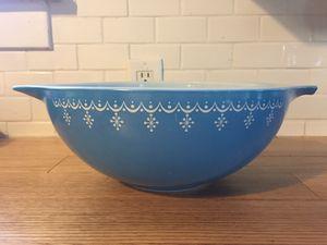 Vintage blue Cinderella Pyrex bowl for Sale in Tacoma, WA