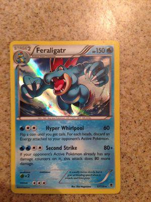 Pokemon Stage 2 Feraligatr for Sale in Fresno, CA