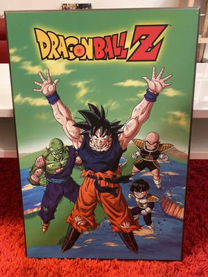 Dragon ball z plaque for Sale in Phoenix, AZ