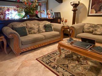 Sofa, Love Seat, & 3-tables for Sale in Miami,  FL