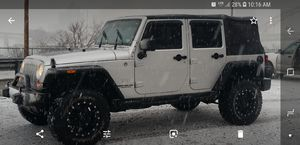 soft top for Jeep .....good condition, all hardware and surrounds . 475 for Sale in Pittsburgh, PA