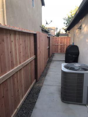 Fence for Sale in Turlock, CA