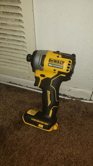 Dewalt brushless motor impact brand new tool only for Sale in San Diego, CA