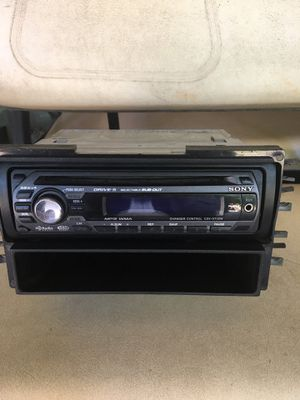 Sony – car stereo CD player $90 for Sale in Varna, IL