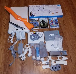 Nintendo Wii Bundle Package for Sale in Manchester, PA