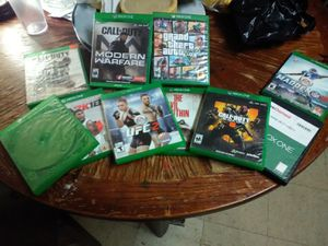 Xbox one games for Sale in Newark, NJ