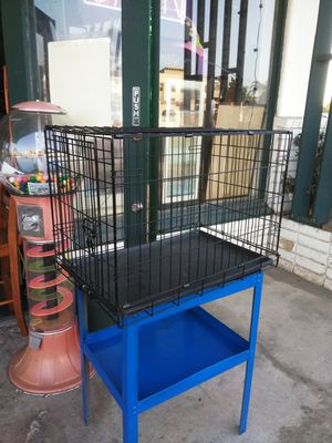 """Dog Pet Cage Steel Crate 30"""" Length for Sale in Escondido, CA"""