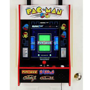 Pacman arcade 1up 4 games mount anywhere for Sale in Phoenix, AZ
