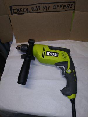 Ryobi hammer drill for Sale in Colton, CA
