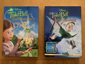 Disney Tinkerbell movies for Sale in Davenport, FL