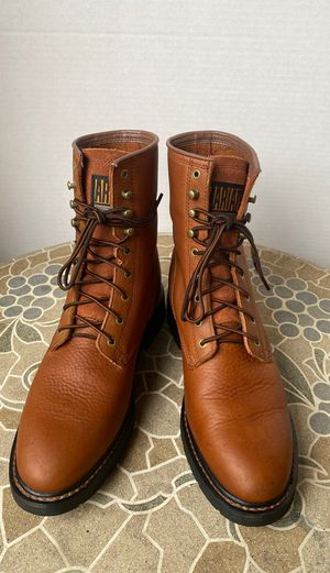 ARIAT BOOTS SOFT TOE SIZE 10 MEN'S for Sale in Montebello, CA