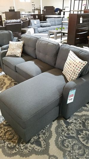 Sofa and Chaise for Sale in Dallas, TX