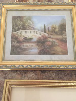 Beautiful pictures in frames for Sale in Johnston, RI