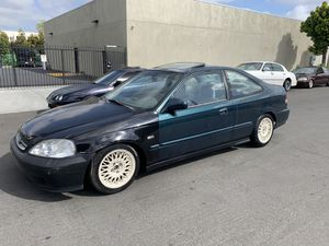 98 Honda Civic ex for Sale in San Diego, CA
