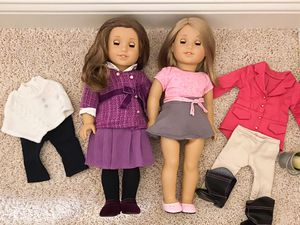 American Girl Dolls for Sale in Fort Worth, TX