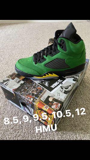 Jordan 5s Oregon SE for Sale in Elgin, SC