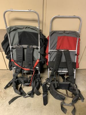 Two Vintage Hiking Backpacks for Sale in Cupertino, CA