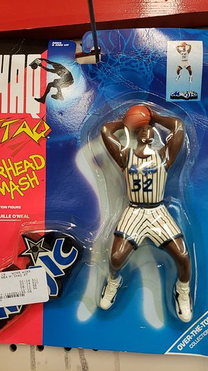 Shaquille Oneal action figure for Sale in Dallas, TX