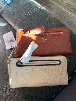 Kate spade wallets for Sale in Oceanside, CA