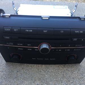 Mazda 3 Stereo for Sale in Morgan Hill, CA