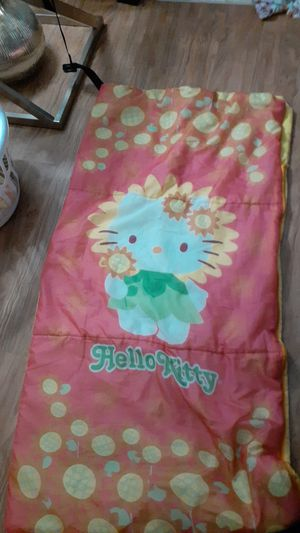 Hello Kitty Sleeping Bag for Sale in St. Louis, MO