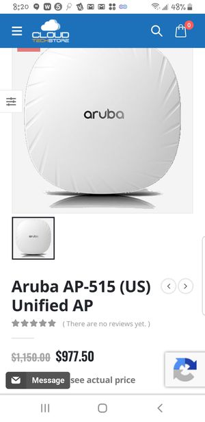 Aruba AP-515 router for Sale in The Bronx, NY