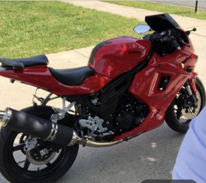 2010 Hyosung GT 650R for Sale in Fort Mill, SC