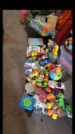 Baby toy bundle for Sale in Columbus, OH