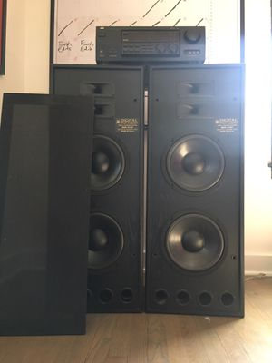 Home Theater Speakers for Sale in New Orleans, LA