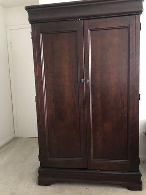 Bassett armoire for Sale in Fairfax, VA